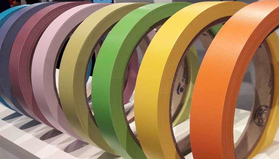 Giplast Group: una nuova collezione di bordi per laminati e pannelli  1