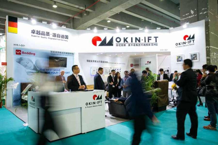 CIFM/interzum guangzhou 2018: la Cina grande mercato per il settore 0