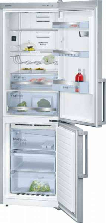 Frigo-congelatore Bosch con tecnologia VitaFresh e Home Connect 0