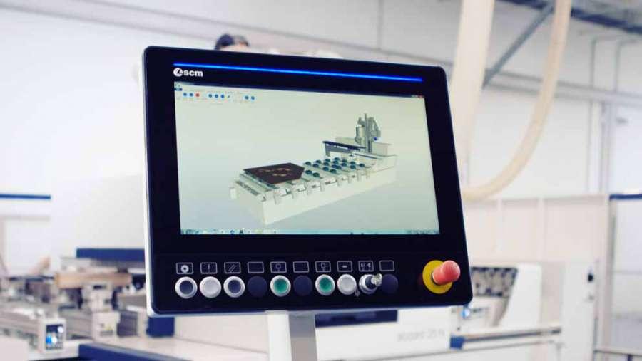 SCM a Xylexpo 2018: soluzioni tecnologiche all'avanguardia  2