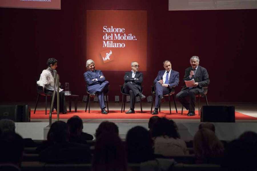 Calidad, innovación y creatividad en Salone del Mobile.Milano 2018 1