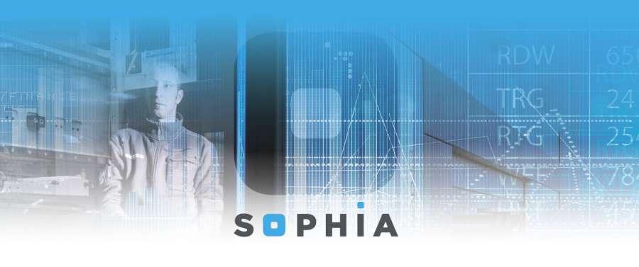 La plateforme de service Biesse SOPHIA à Xylexpo 2018 1