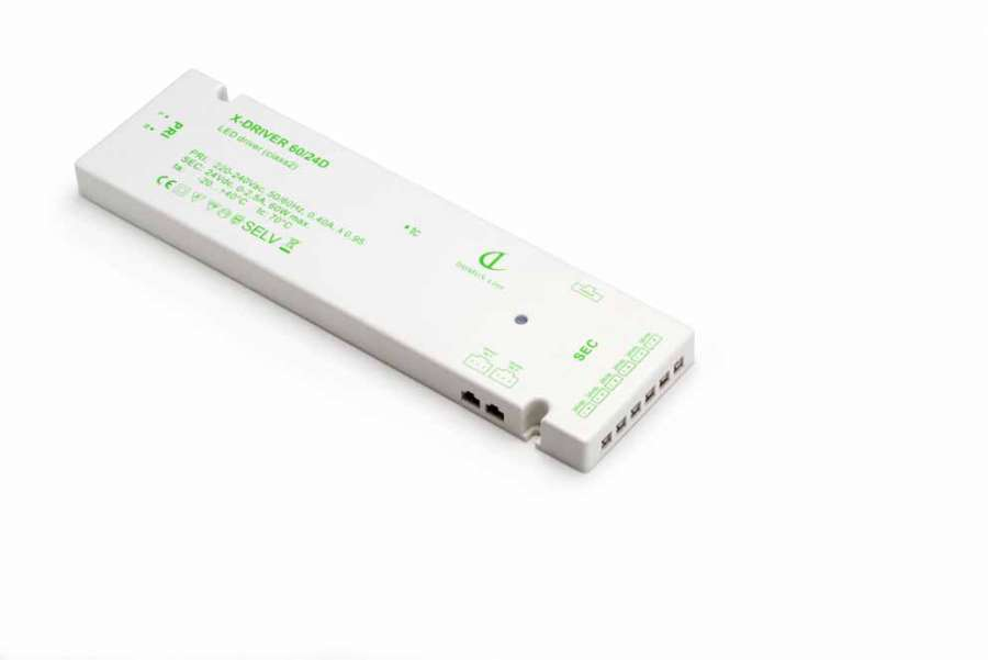 X-DRIVER, the collection of smart power supplies for Domus Line LED luminaires 3