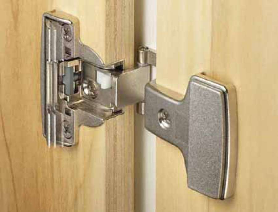 System Holz furniture hinges: quality and reliability 2