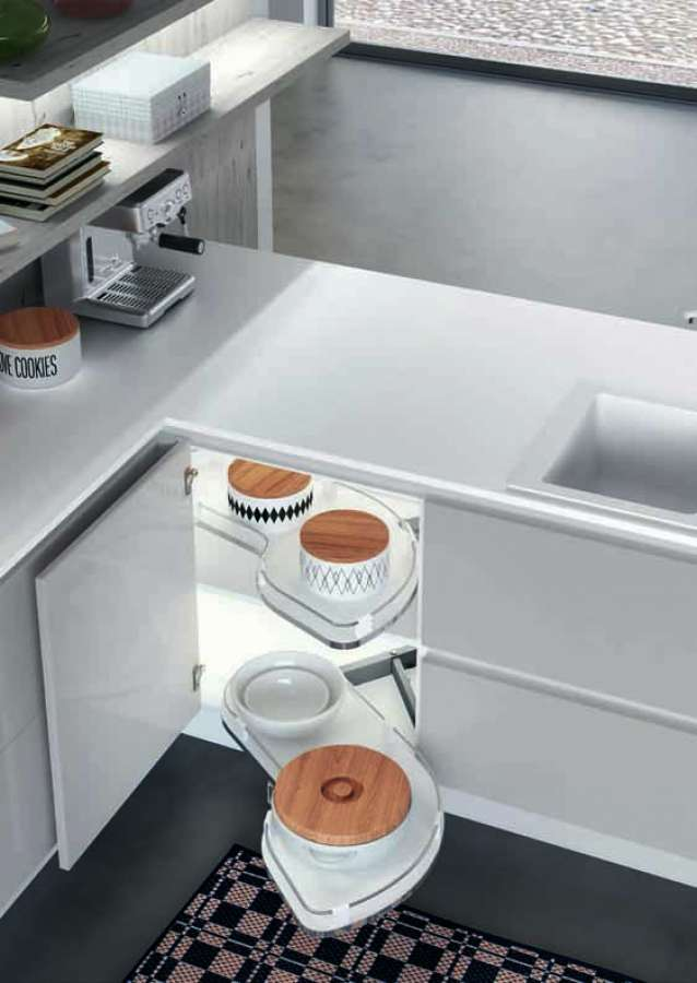 Vibo kitchen furniture accessories: a combination of design and functionality 3
