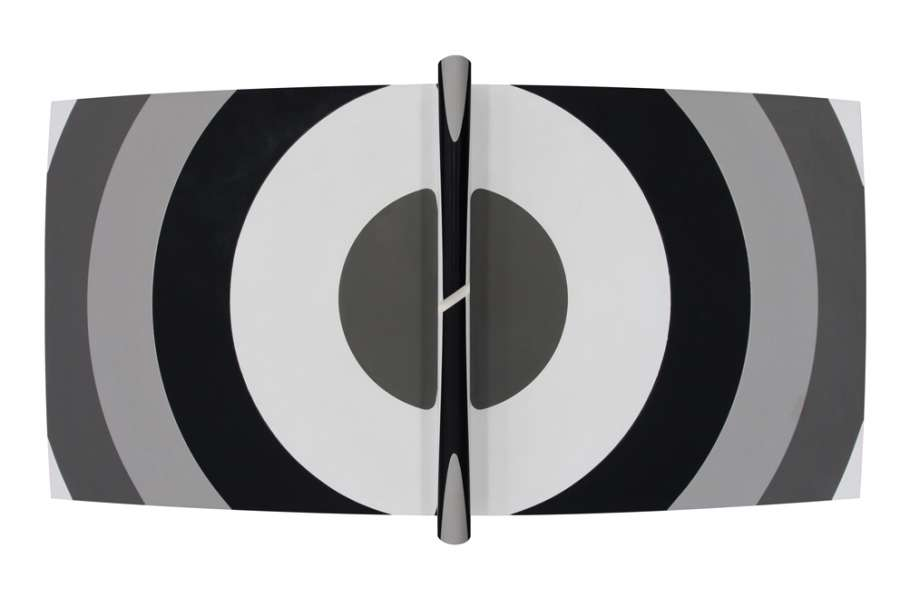Ron Arad signs 10 LAYERS, an unusual Silestone® ping-pong table 1