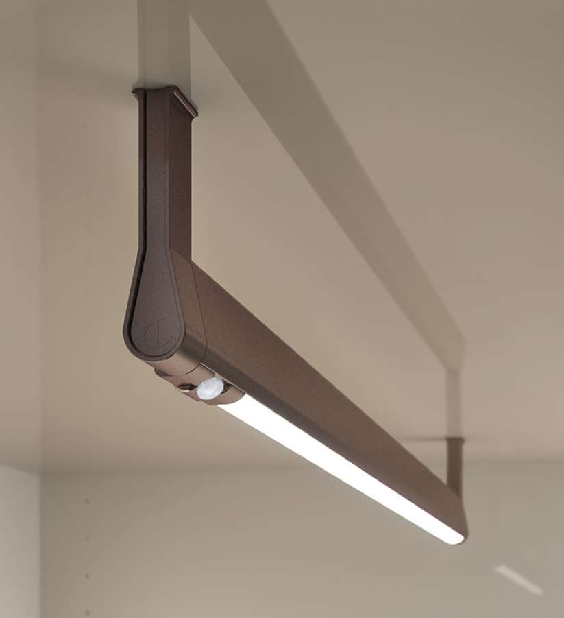 DMATT: the new finishes for Domus Line luminaires 2