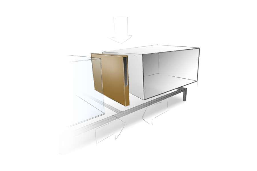 Ambigence is born: the piece of furniture with integrated functions 1