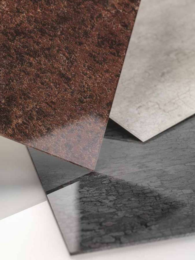 Rauvisio laminate surfaces by Rehau: a complete range for every need 1