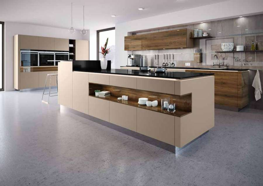 Rauvisio laminate surfaces by Rehau: a complete range for every need 4