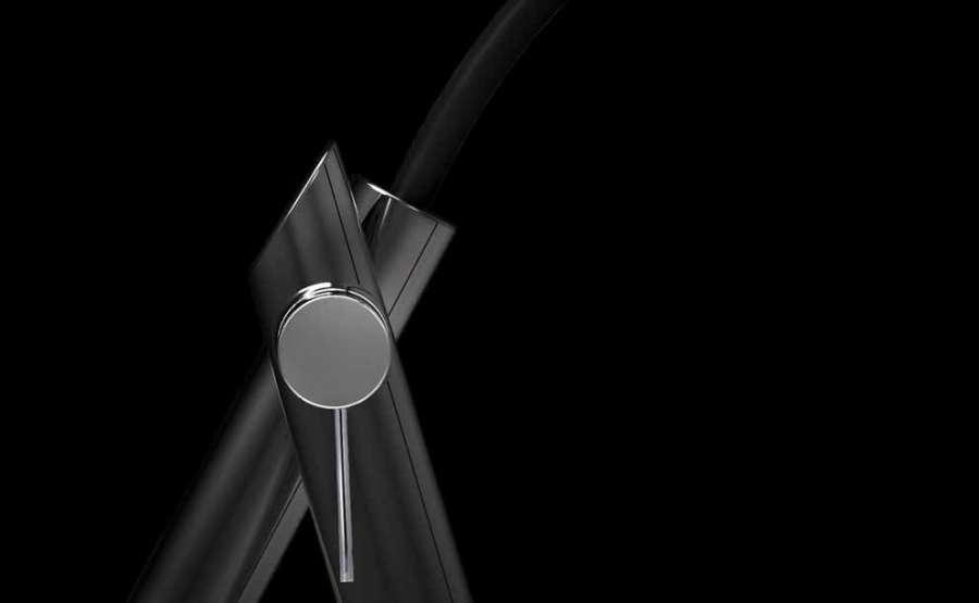 Il nuovo miscelatore da cucina Galileo di Fima Carlo Frattini: estetica e funzionalità 1