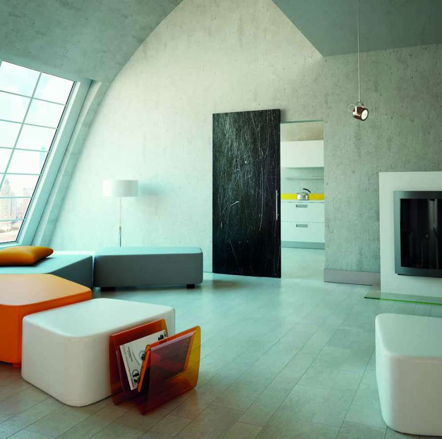 Magic2 by Terno Scorrevoli: the new invisible system for sliding doors 1