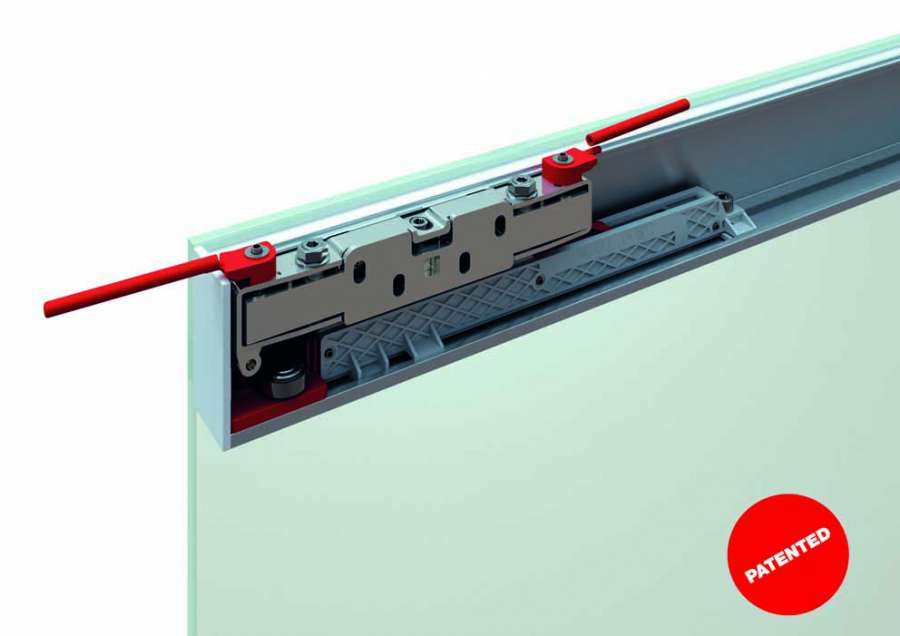 Magic2 by Terno Scorrevoli: the new invisible system for sliding doors 3