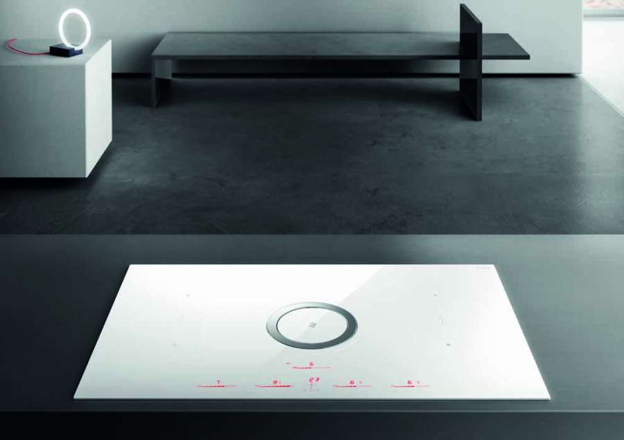 The new NikolaTesla Switch induction suction floor by Elica 1