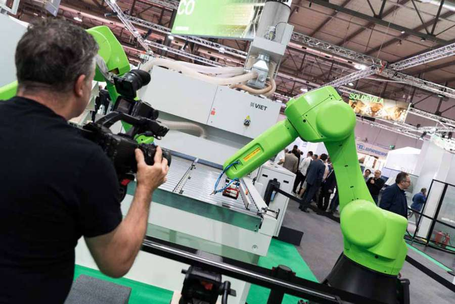 Biesse Automaction: systems and software for automation and digitalisation 1