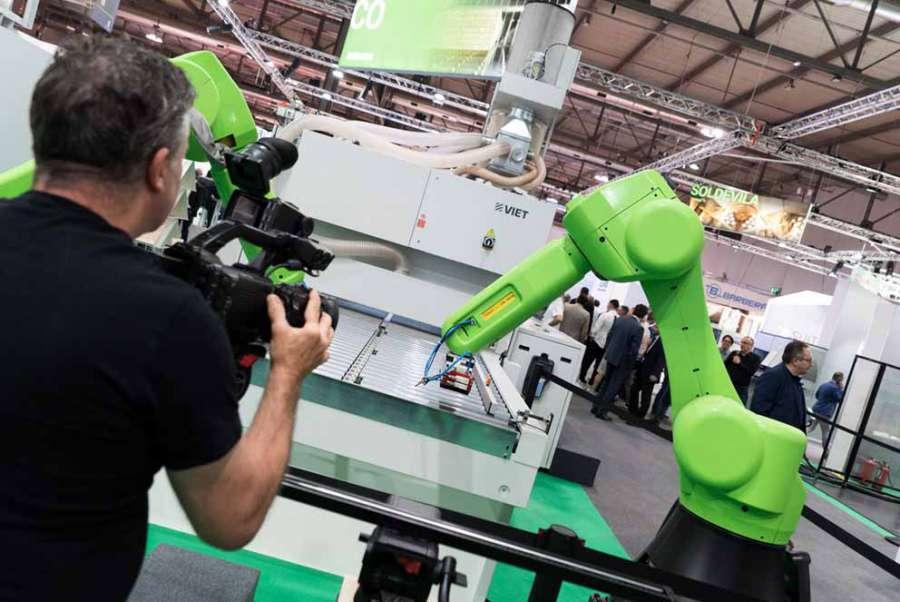 Biesse Automaction: impianti e software per l'automatizzazione e la digitalizzazione 1