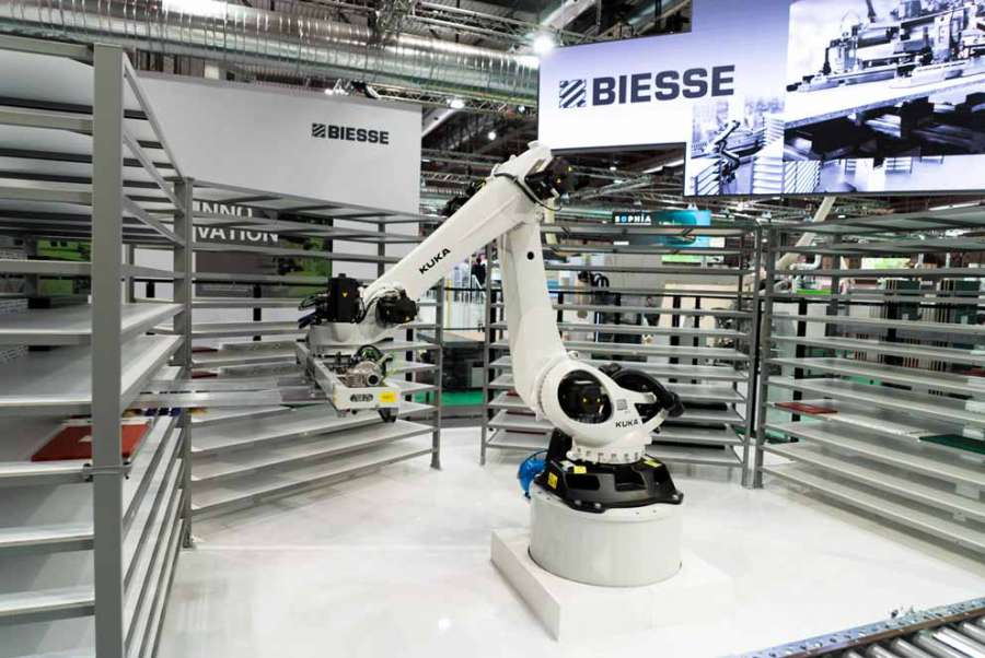 Biesse Automaction: systems and software for automation and digitalisation 3