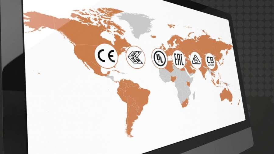 Global Market Access: il programma di certificazione universale di Domus Line 1