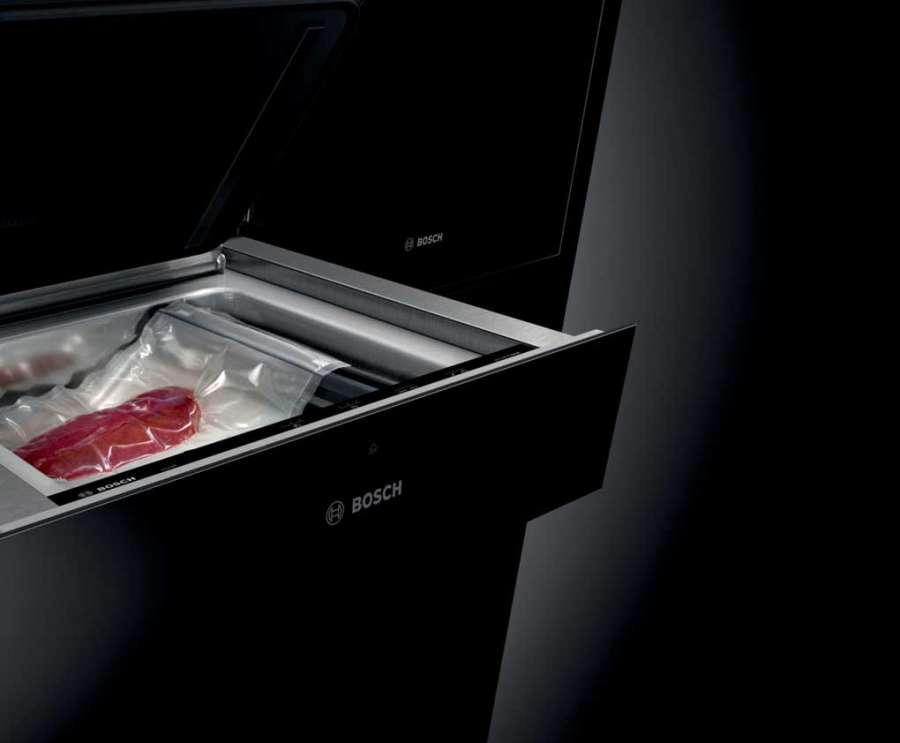 La gamma di elettrodomestici Black Carbon di Bosch: perfezione e semplicità 3