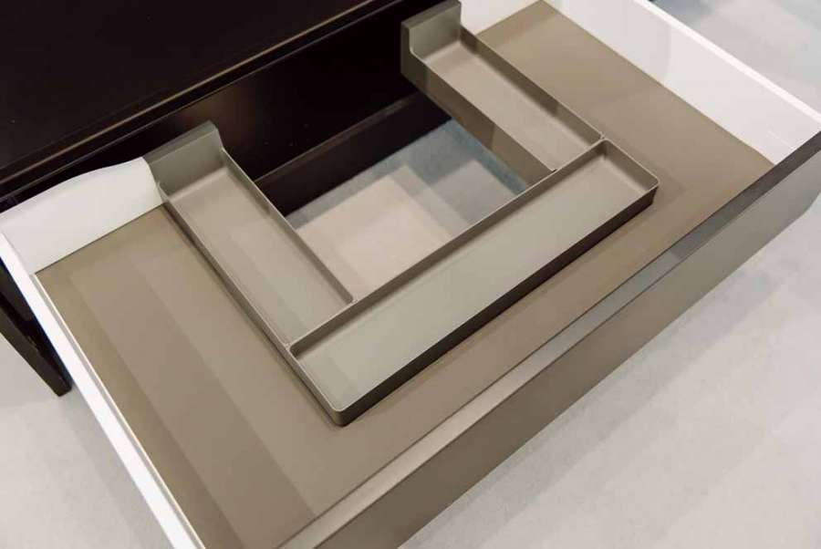 995 Euro Orvel: how to best organize the vanity drawer 0