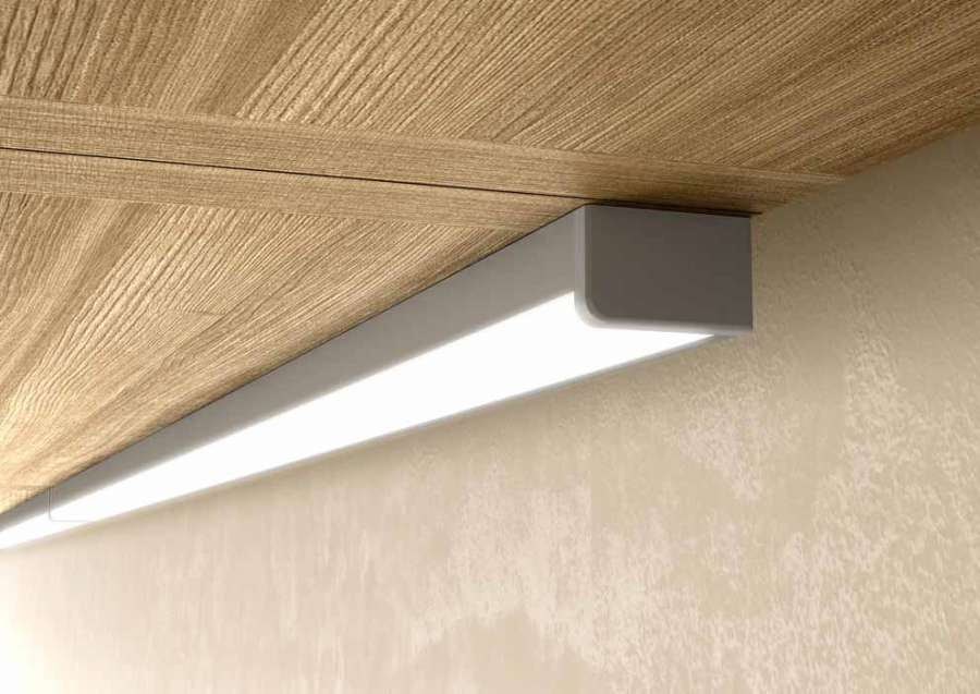 The Domus Line LED profile collection: functionality and design 0