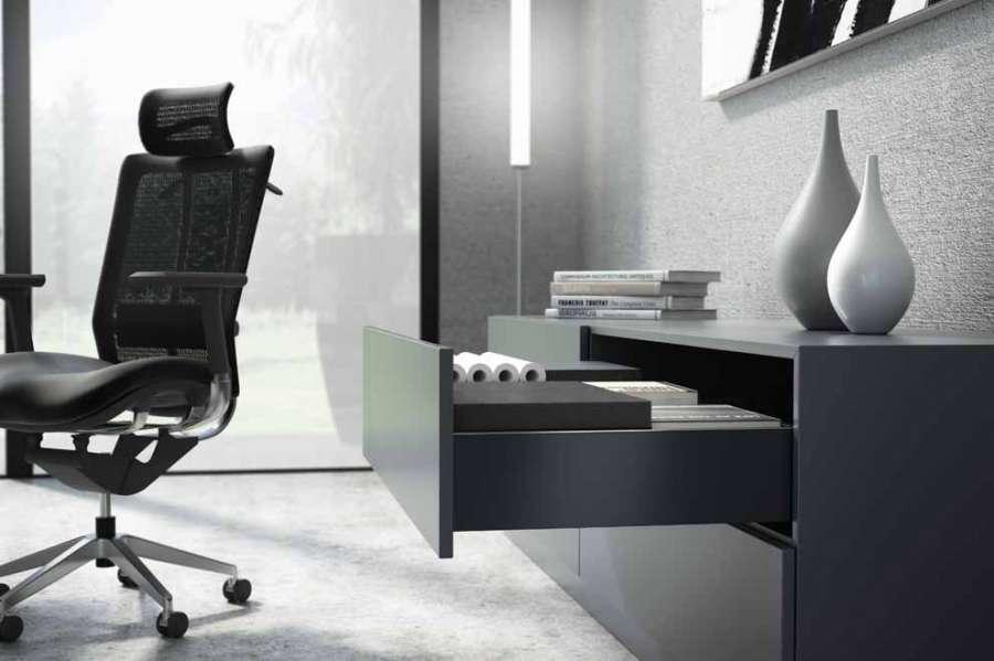 Home Office: das Schubkastensystem AvantechYou von Hettich