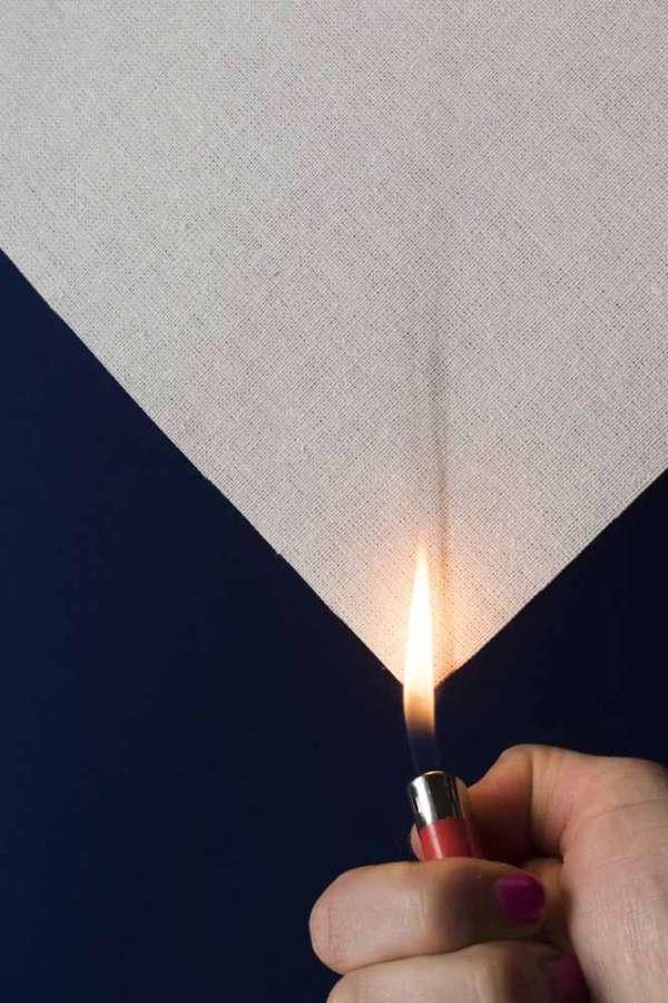 Delitex offre una vasta gamma di materiali resistenti al fuoco