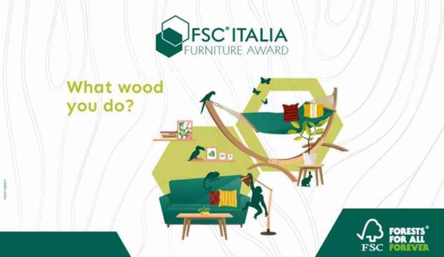 FSC Italia Furniture Award giunto alla seconda edizione