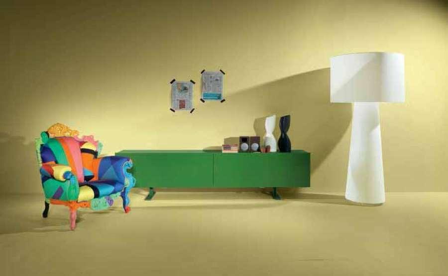 Italian Design Day 2020 - das Sideboard Luxor, Entwurf Giulio Cappellini, hergestellt von Cappellini