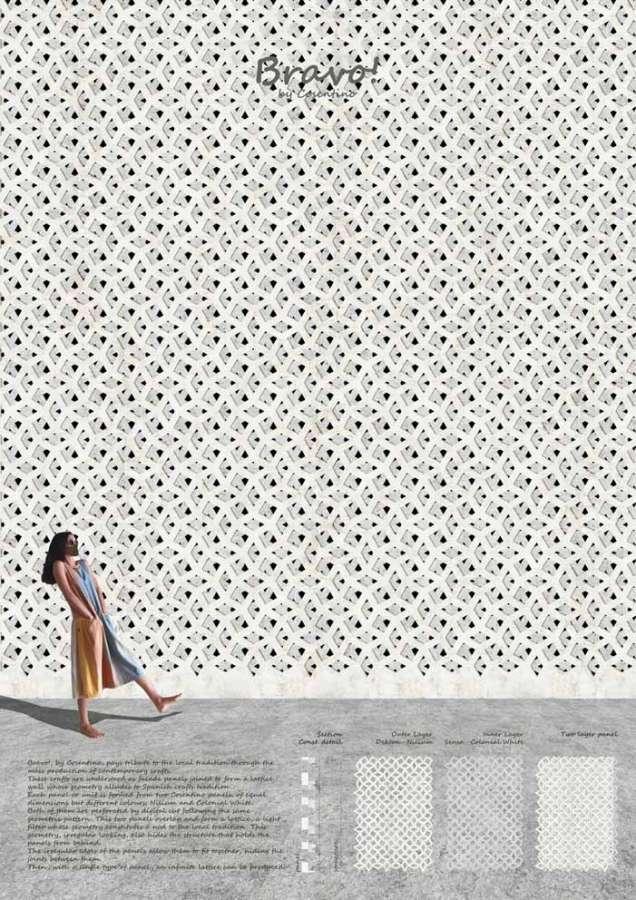 Cosentino Design Challenge 14: Bravo! von Teresa Martínez López