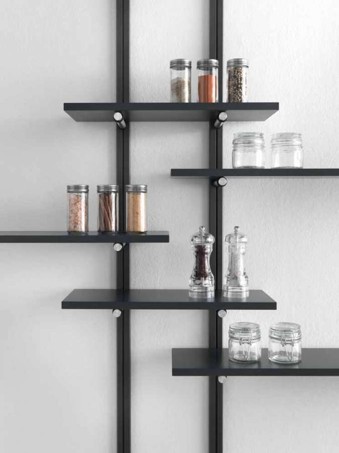 The Pin Shelf system from Salice