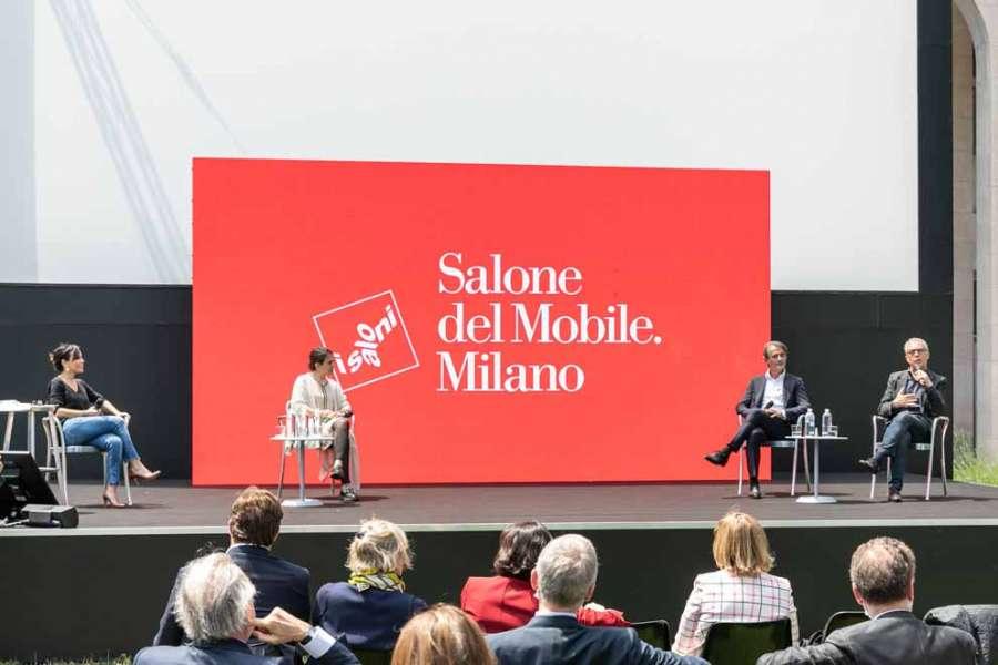 """""""supersalone"""" es el Evento Especial 2021 del Salone del Mobile.Milano 0"""