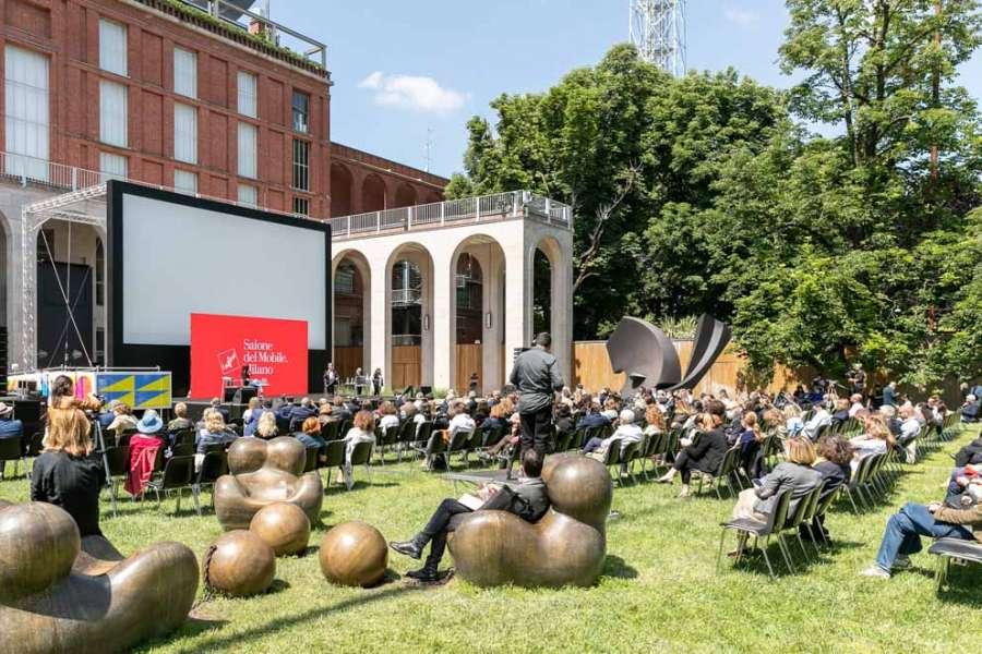 """""""supersalone"""" es el Evento Especial 2021 del Salone del Mobile.Milano 1"""