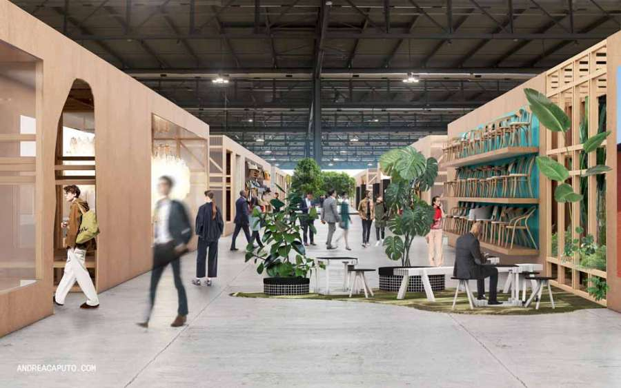 """""""supersalone"""" es el Evento Especial 2021 del Salone del Mobile.Milano 4"""