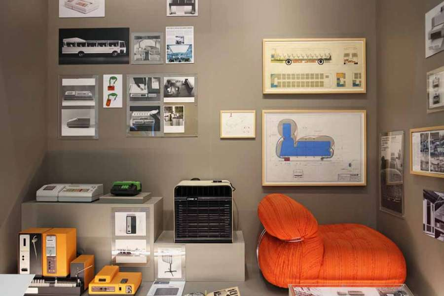 ADI DESIGN MUSEUM - la mostra permanente