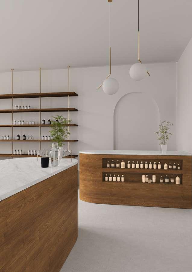 Schattdecor: PUBLIC, with Pure-Acacia Victoria designs