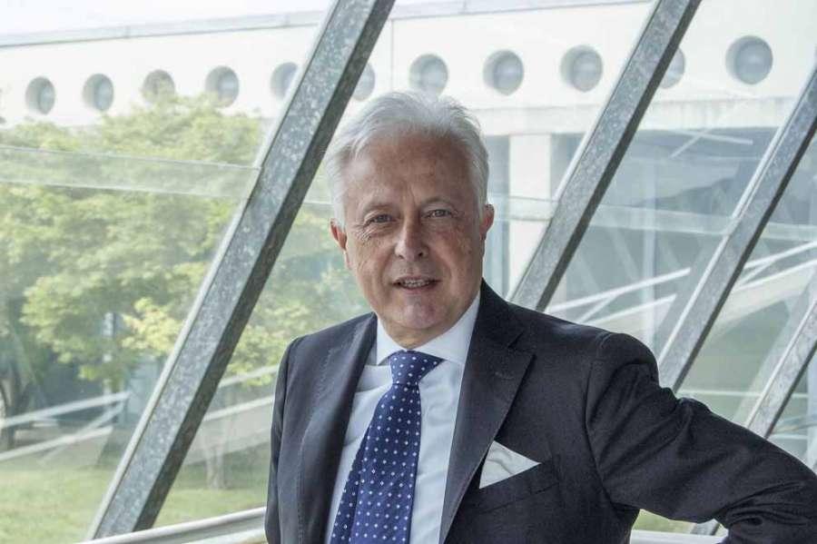Paolo Fantoni, presidente di Assopannelli