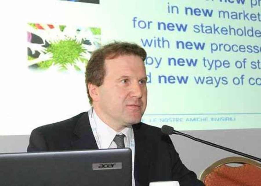 Ruggero Lensi, direttore generale UNI