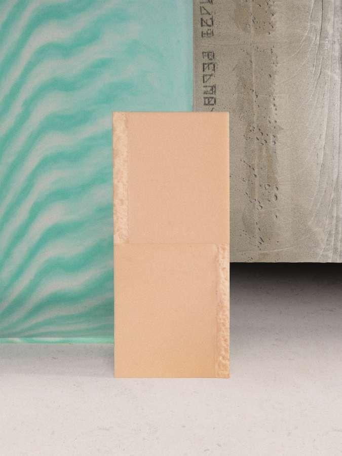 The Window Display installation - Foamy Fantasy:  il Blocco