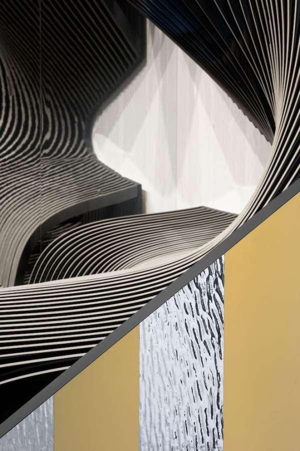 Materiorama: l'opera di Zaha Hadid da un altro punto di vista