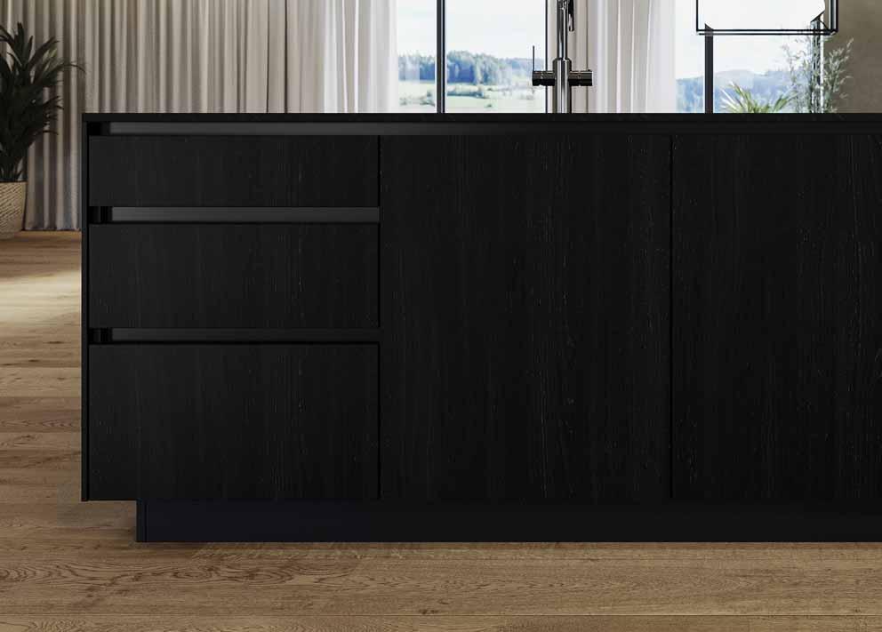 Nuove ante per mobili da Ostermann: una gamma sempre più ampia