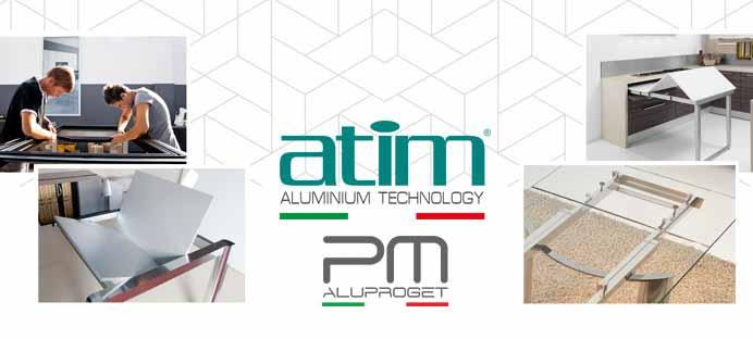 Grupo Atim: el nuevo grupo nació de la adquisición de PM Aluproget por Atim