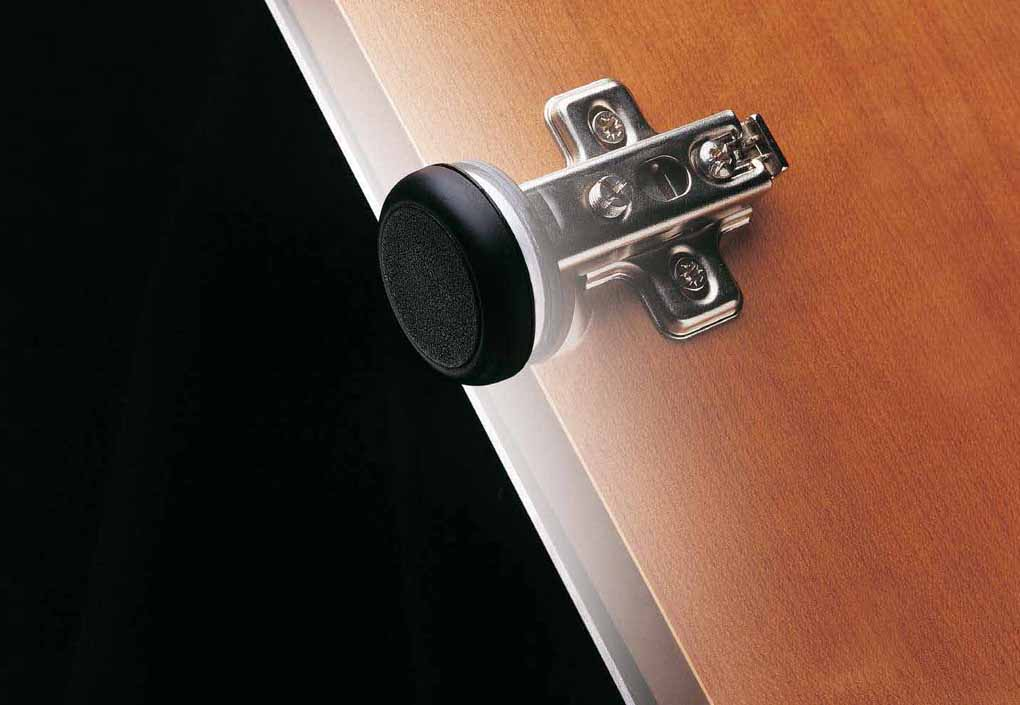 System Holz furniture hinges: quality and reliability