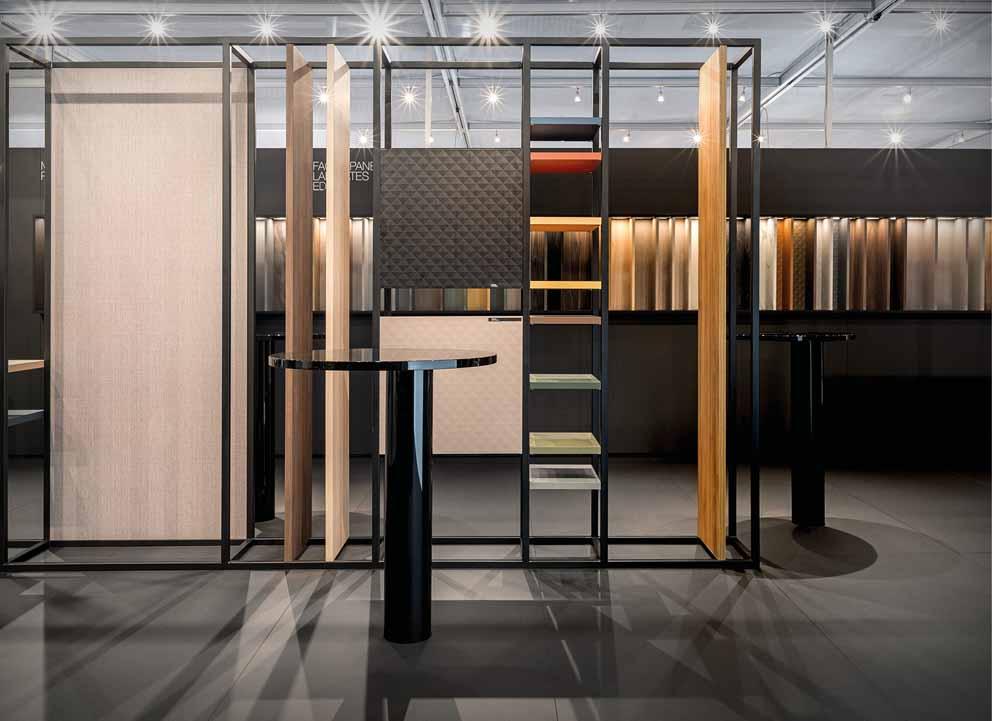 La colección Solid Colours y la nueva versión sincronizada del acabado Burnt de Cleaf