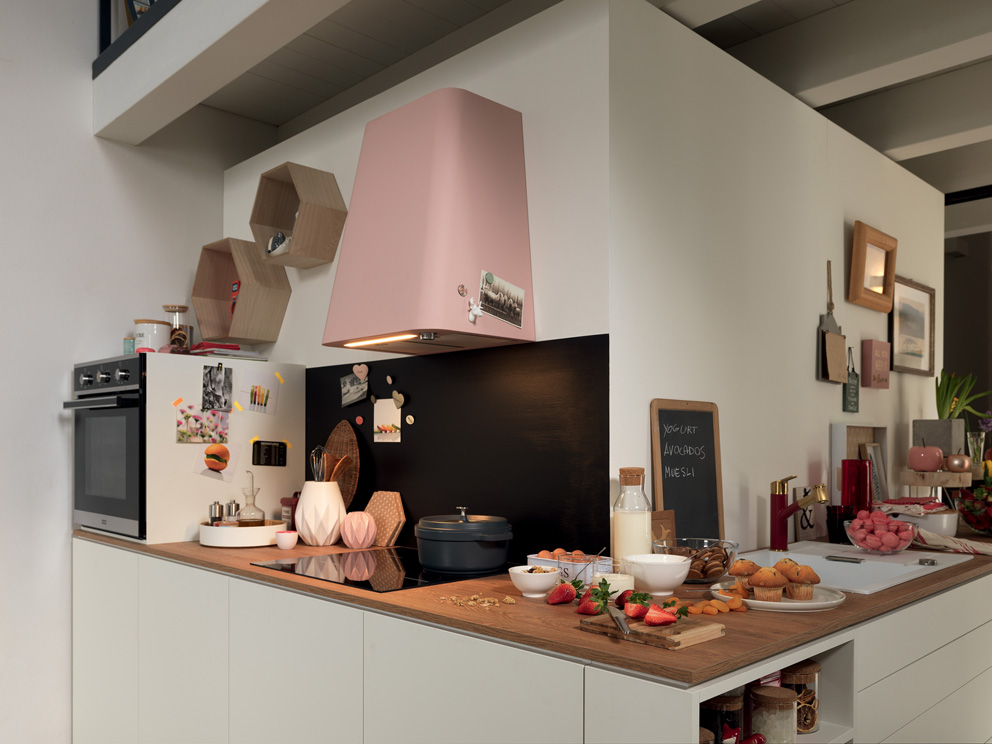 Colour is the protagonist in Franke's home appliance collections 10365
