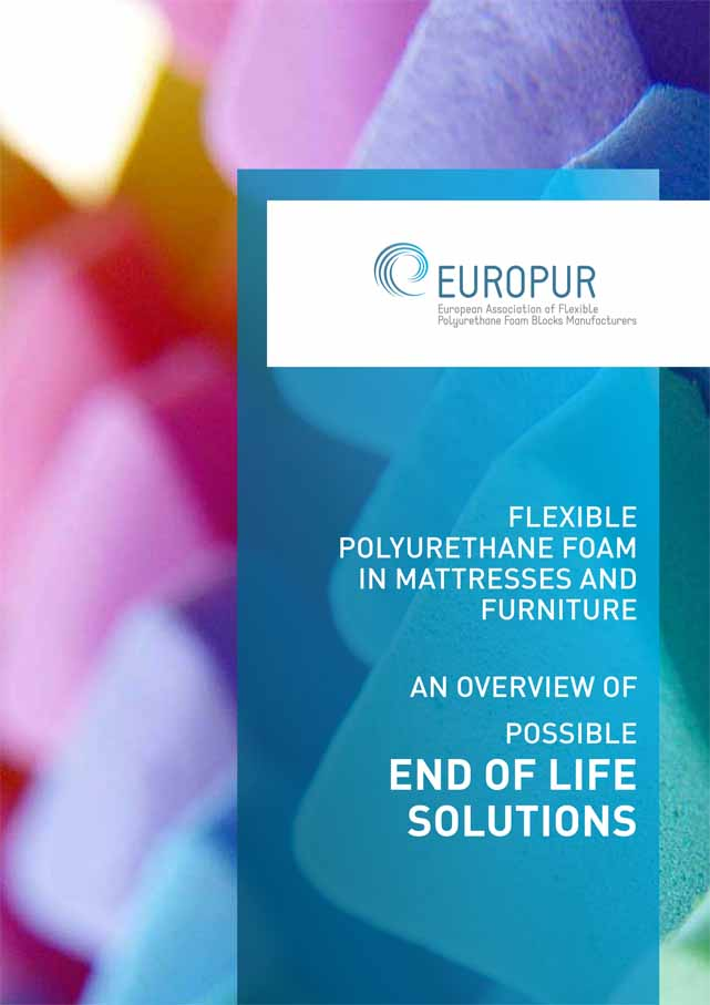 ‏Flexible polyurethane foam: industry's answer to the objectives of Circular Economy 10088