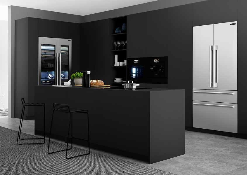 Electrodomésticos empotrados de alta gama: la nueva marca Signature Kitchen Suite