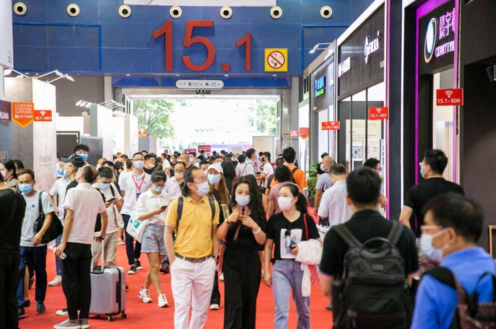 Cifm/interzum guangzhou 2020: la feria ha ganado su desafío