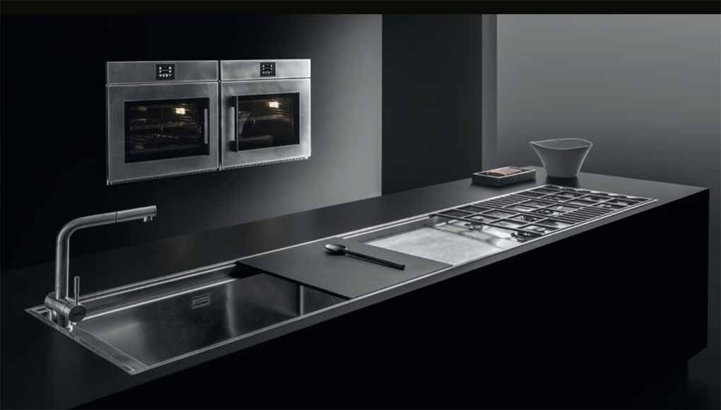 Barazza appliances: 50 years of creativity and innovation 10211