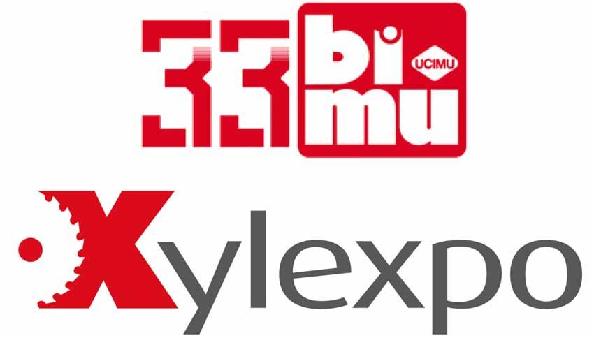 Le biennali 33.BI-MU e Xylexpo insieme a FieraMilano-Rho a ottobre 2022